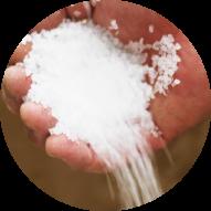 白双糖を使用
