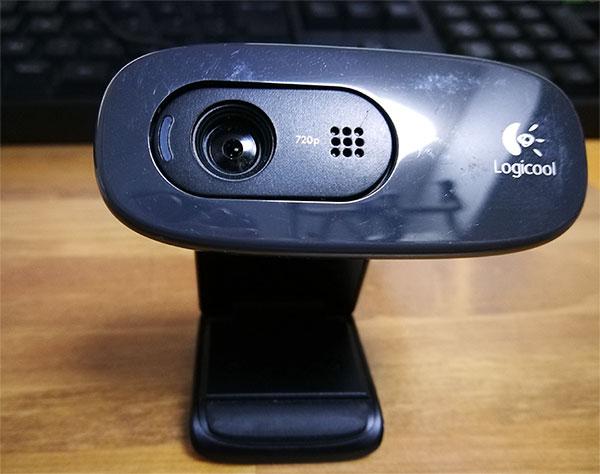 ロジクールのWebカメラ「C270」